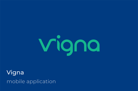 Vigna Mobile App Hybrid iOs Android iOnic