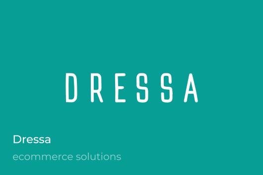 Dressa Shop Sylius Symfony E-Commerce
