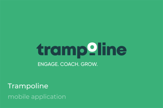 Trampoline Mobile App Ionic iOS Android