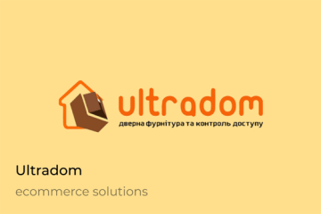 Ultradom Symfony Sylius E-Commerce